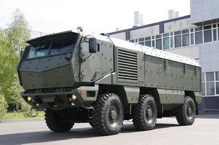 Các dòng tăng - thiết giáp thế hệ mới của Nga