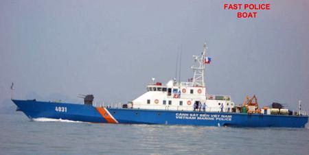 Hải quân nhận pháo hạm TT400TP thứ hai