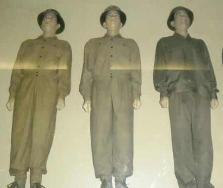 Quân phục QĐND Việt Nam giai đoạn 1945-1974