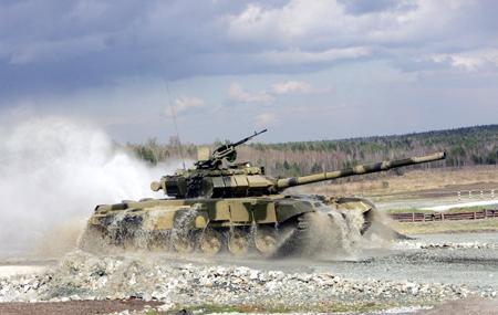 Ngày tàn của xe tăng đã điểm? (1)