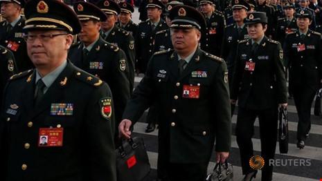 Trung Quốc 'mập mờ' chuyện ngân sách quốc phòng