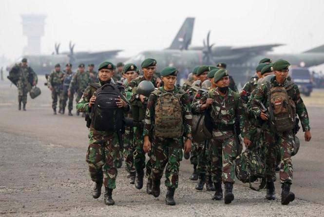 Pháo Trung Quốc trục trặc, 4 binh sĩ Indonesia thiệt mạng ở Biển Đông