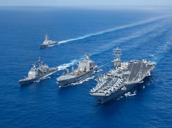 Chuyên gia Úc: Mỹ phong tỏa đảo nhân tạo ở Biển Đông chắc chắn châm ngòi xung đột