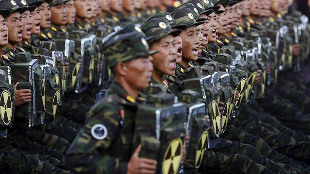 Tình hình căng thẳng trên bán đảo Triều Tiên trưa 03-09-2017: