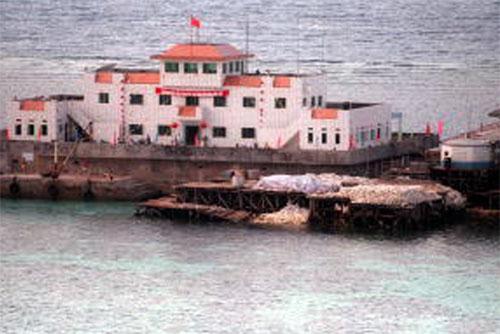 Luật quốc tế và chủ quyền trên hai quần đảo Hoàng Sa, Trường Sa - Kỳ 2: Sức ép và phản ứng