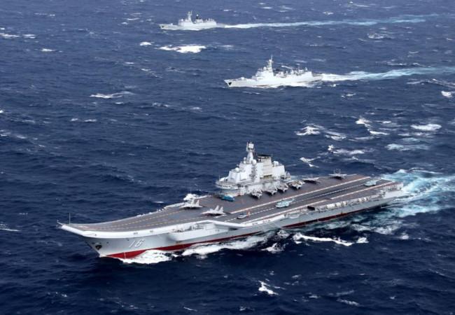 Báo Trung Quốc võ đoán Mỹ 'đang suy yếu nhanh'