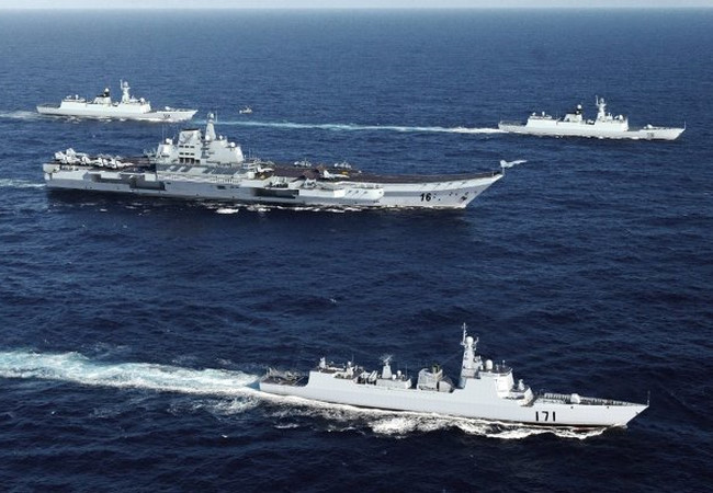 Trung Quốc thêm tàu sân bay thực lực vẫn chỉ bằng 4% Mỹ