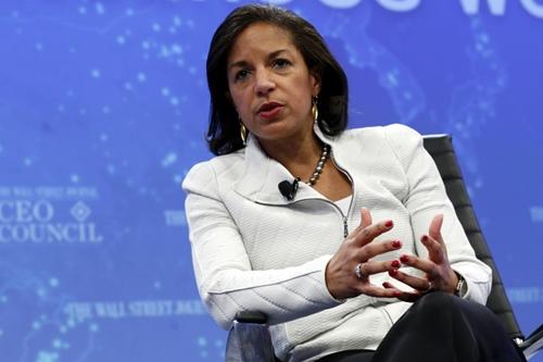 Cựu cố vấn an ninh quốc gia Mỹ Susan Rice. Ảnh:
