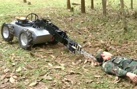 Việt nam sản xuất Robot,nhận rada tóm tên lửa từ 1000km và trong vũ trụ