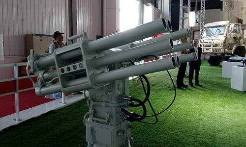 Trung Quốc triển khai rocket ra Trường Sa