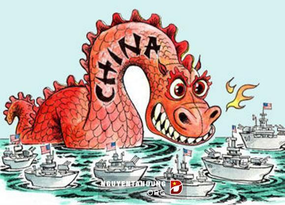 Trung Quốc hướng tới trật tự Á - Âu mới