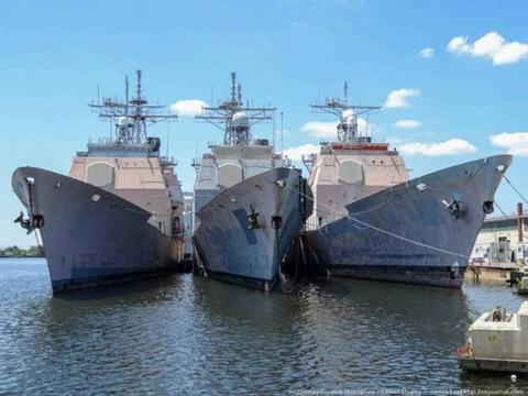 Trung Quốc ngại sức mạnh 'Hạm đội ma' của Hải quân Mỹ