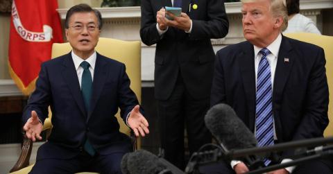 Tình hình căng thẳng trên bán đảo Triều Tiên 30-09-2017:
