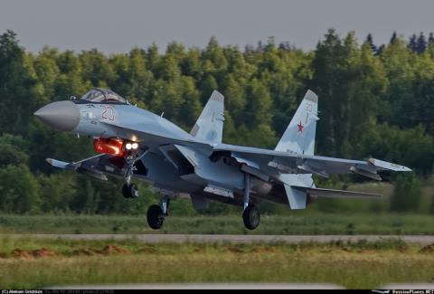 Sợ Su-35 vô dụng, Trung Quốc mua tên lửa Nga