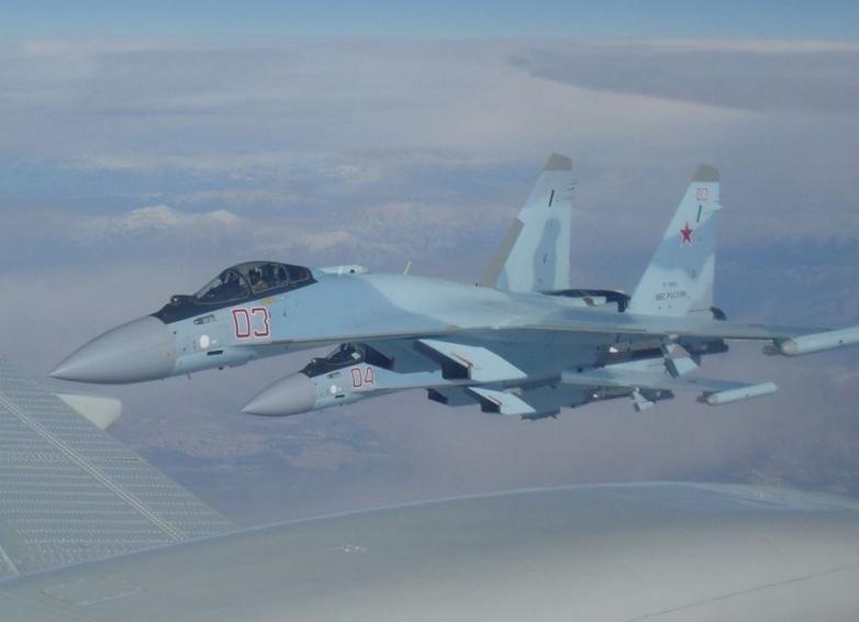 Dàn vũ khí trên tiêm kích Su-35 'ngoài hành tinh' của Nga