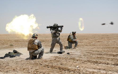 Mỹ nghiên cứu 'siêu đạn' diệt đa mục tiêu cho súng chống tăng vác vai