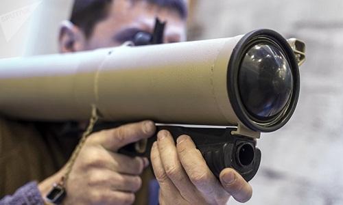 Vệ binh quốc gia Nga sắp được trang bị 'súng phun lửa bắn tỉa'