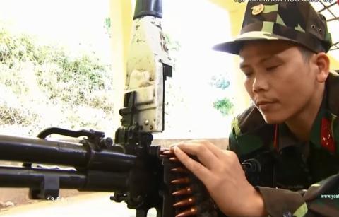 Tin tức tình hình Biển Đông trưa 01-11-2017:  Tốc độ bắn kinh hoàng của tiểu liên Việt Nam sản xuất