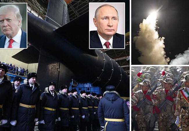 Dự báo cục diện cuộc chiến tại Syria: Nga-Mỹ đối đầu và 4 kịch bản