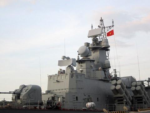 Sức mạnh 'ong độc' của Hải quân Việt Nam
