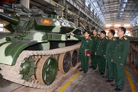 T-54 nâng cấp của Việt Nam 'miễn nhiễm' tên lửa TOW