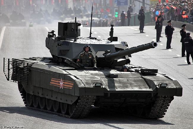 t-14 armata (anh: national interest)