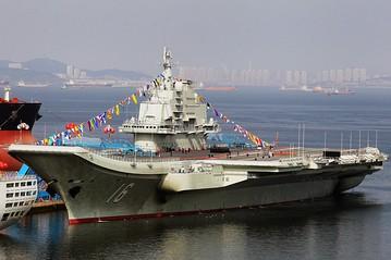 Chuyên gia quốc tế: Tàu sân bay Trung Quốc chỉ là 'mồi ngon' cho SU-30