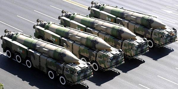 Trung Quốc triển khai tên lửa nhắm thẳng Nhật Bản