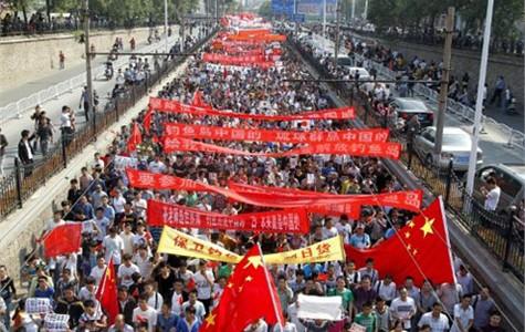 Tranh chấp Senkaku biến thành 'đại chiến PR' Trung - Nhật