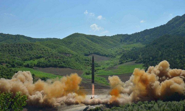 Tình hình căng thẳng trên bán đảo Triều Tiên trưa 25-09-2017