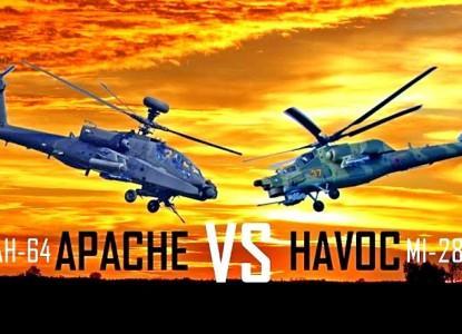 Tại sao 'Thợ săn đêm' thua 'Apache'?