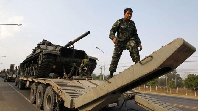 Thái Lan tiếp tục mua xe tăng Trung Quốc