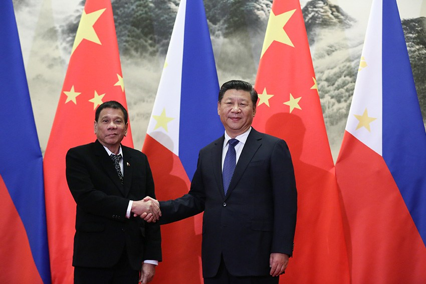 Chuyên gia Trung Quốc: 'Nên thận trọng với Manila ở Biển Đông'