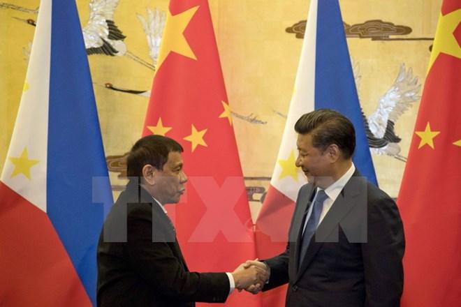 Tin tức tình hình Biển Đông chiều 05-12-2017: Philippines đàm phán với Trung QUốc về Biển Đông