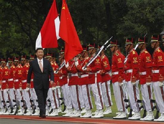 Indonesia cần làm gì với Trung Quốc ở Biển Đông năm 2017?