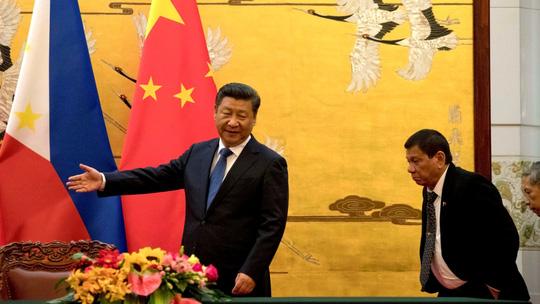 Tin tức tình hình Biển Đông 31-03-2017: Trung Quốc và Philippines lần đầu tham vấn song phương về biển Đông