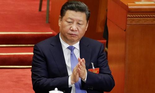 Ông Tập kêu gọi xây 'Vạn Lý Trường Thành thép' bảo vệ Tân Cương