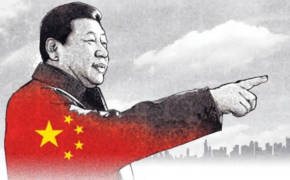Nếu không bị kiềm chế, Trung Quốc sẽ là Đức quốc xã thứ hai