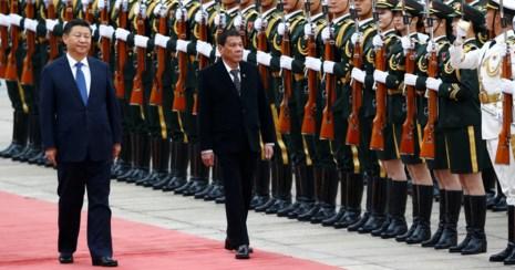 Tin tức tình hình Biển Đông trưa 06-12-2017: Trung Quốc lo ngại điều gì về Philippines?