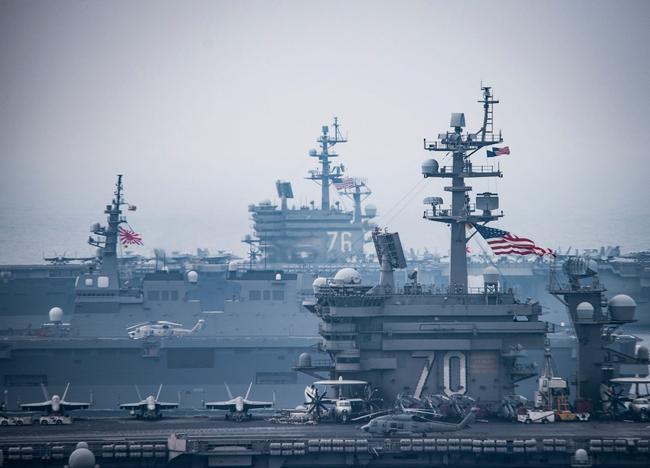 Tin tức tình hình Biển Đông tối 09-07-2017: Mỹ - Nhật Bản tiếp ứng chiến lược Ấn Độ đối phó Trung Quốc