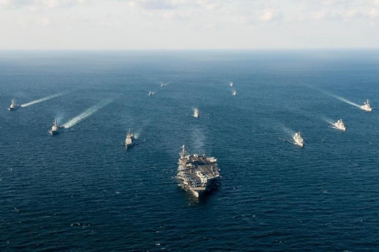 Mỹ - Hàn bắt đầu cuộc tập trận quy mô lớn