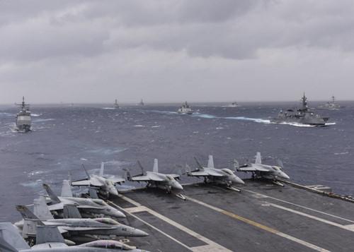 Tin tức tình hình Biển Đông tối 04-12-2017: Tứ giác kim cương hay NATO của Châu Á có phải là ý tưởng viển vông?