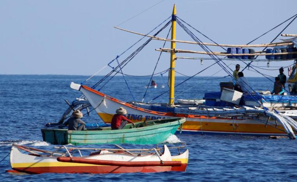 Trung Quốc và Philippines thỏa hiệp về bãi cạn Scarborough?