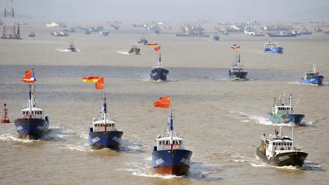 Tin tức tình hình Biển Đông trưa 09-09-2017: Lực lượng chấp pháp Việt Nam sẽ xử lý mạnh tay nếu 18.000 tàu cá Trung Quốc vi phạm