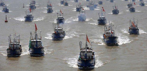 Tin tức tình hình Biển Đông chiều 24-10-2017: Trung Quốc nói cấm đánh cá ở biển Đông không để chống Việt Nam