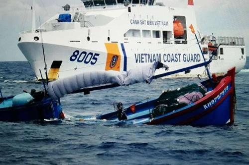 Việt Nam yêu cầu Indonesia thả ngư dân bị bắt