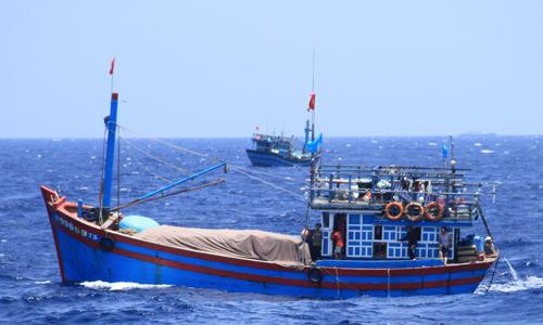 Việt Nam lên tiếng việc tàu cá bị tấn công trên Biển Đông