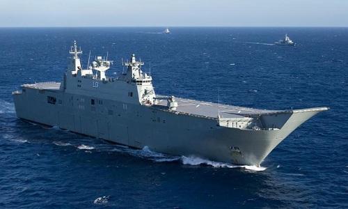 Tin tức tình hình Biển Đông tối 21-09-2017: Bắc Kinh tuyên bố động thái của hạm đội 6 tàu chiến Australia là 'bao vây Trung Quốc'