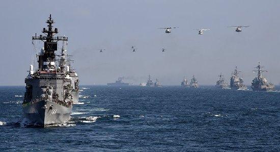 Mỹ, Hàn, Nhật 'quấy rối' Trung Quốc bằng thứ 'trầm trọng hơn cả THAAD'