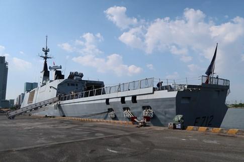 Pháp đánh giá cao hải quân Việt Nam